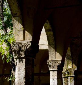 Mittelalterliche Gebäude zeugen von der Geschichte Italiens