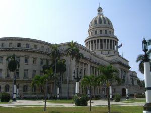 Noble Kolonialbauten wurden überall auf Kuba errichtet